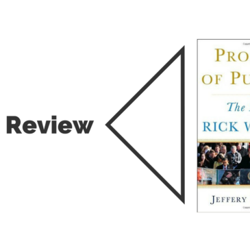 Book Review: Prophet of Purpose