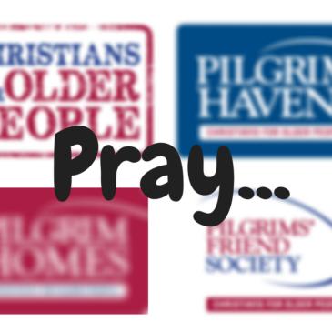 Pray for PFS: Week 5