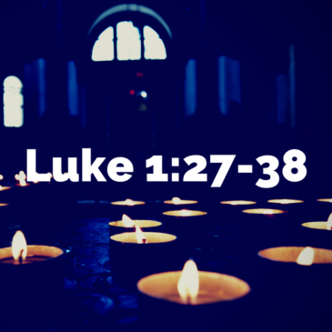 Luke 1:27-38