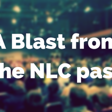 A Blast from the NLC Past – 1