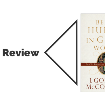 Book Review: Being Human in God's World