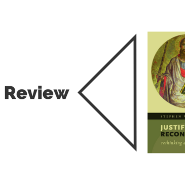 Book Review: Justification Reconsidered