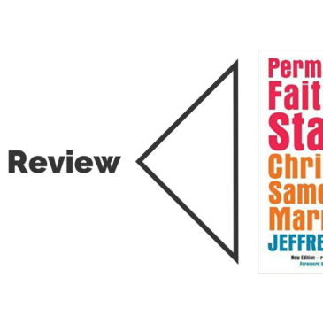 Book Review: Permanent, Faithful, Stable