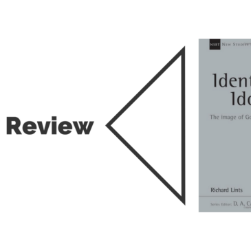 Book Review: Identity and Idolatry