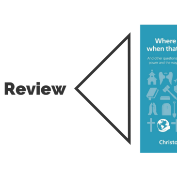 Book Review: Where was God when that happened?