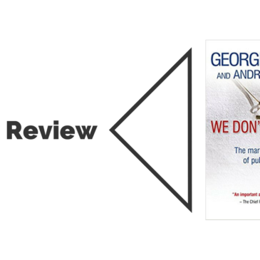 Book Review: We Don't Do God