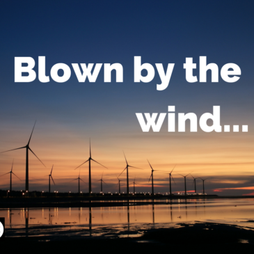 Blown by the Wind: a meditation on the church