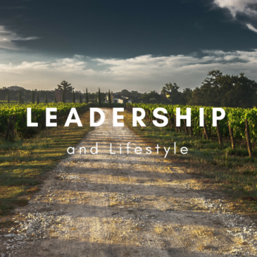 Leadership and Lifestyle