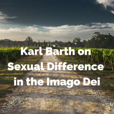 Karl Barth on Sexual Difference in the Imago Dei