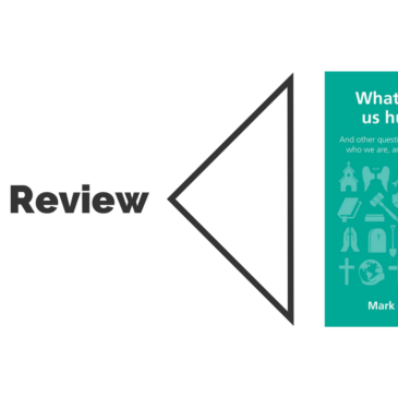 Book Review: What makes us human?