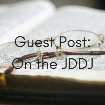 Guest Post: on a Joint Declaration on Justification