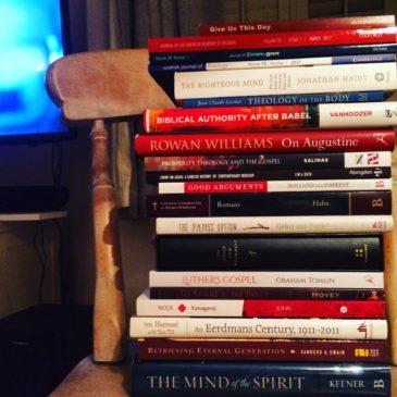 My #AARSBL17 Book Pile