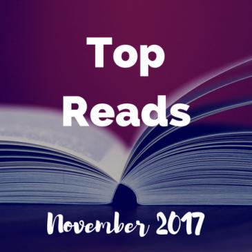 Top Reads: November 2017