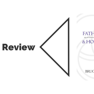 Book Review: Father, Son & Holy Spirit