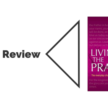 Book Review: Living the Prayer