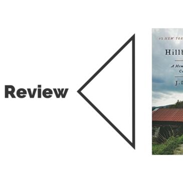 Book Review: Hillbilly Elegy
