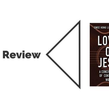 Book Review: Lovin' on Jesus