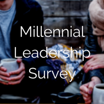 Are you a Millennial Leader?