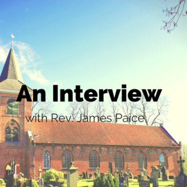 An Interview with James Paice