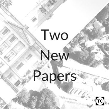 Two New Papers