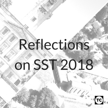 Reflections on SST 2018