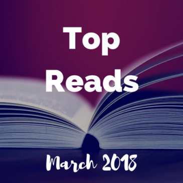 Top Reads: March 2018