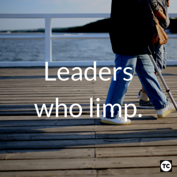 Leaders who limp