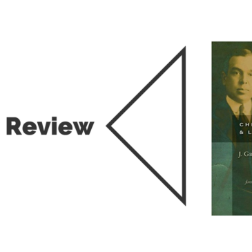 Book Review: Christianity and Liberalism
