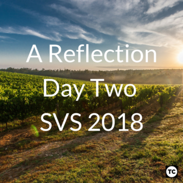 #SVS2018 Day 2 – A Brief Reflection