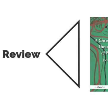 Book Review: A Christian Theology of Place