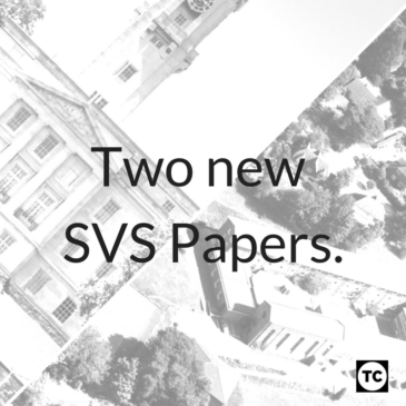 Two New SVS Papers