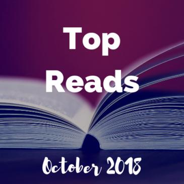 Top Reads: October 2018