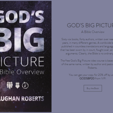 God's Big Picture: The Video Course