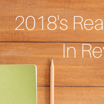 2018's Reading in review