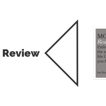 Book Review: MORE: Real