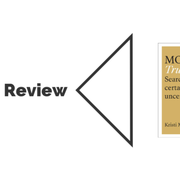 Book Review: MORE: Truth