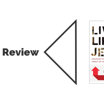 Book Review: Live Like Jesus