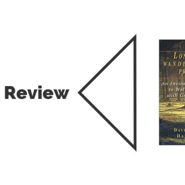Book Review: Long Wandering Prayer