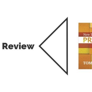 Book Review: New Testament Prayer for Everyone