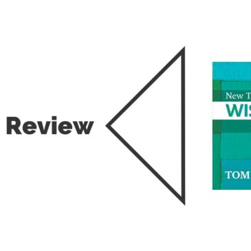 Book Review: New Testament Wisdom for Everyone