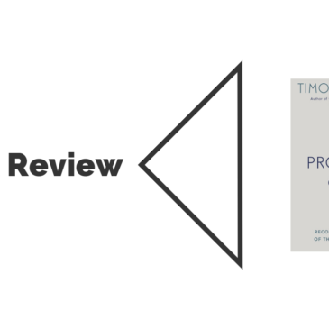 Book Review: The Prodigal God