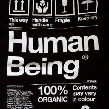 Guest Post: Please stop pretending I'm not human.