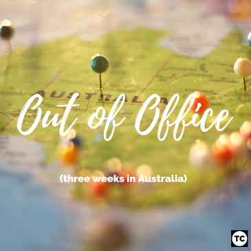 Out of Office: Australia