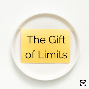 The Gift of Limits
