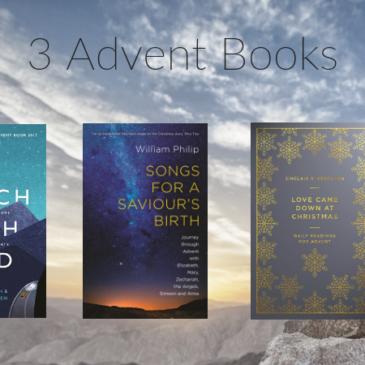 3 Advent Books
