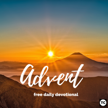 Advent: free daily devotional from IVP