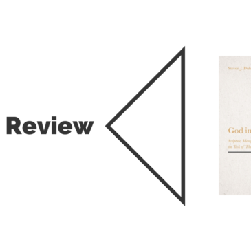 Book Review: God in Himself