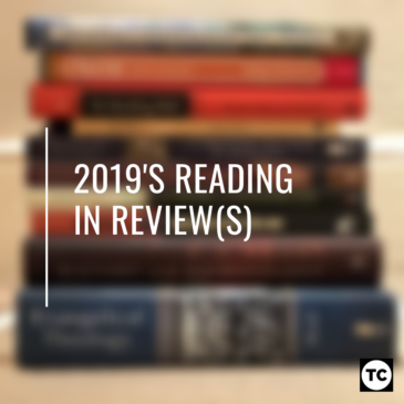 2019's Reading in Review