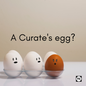A Curate's egg?