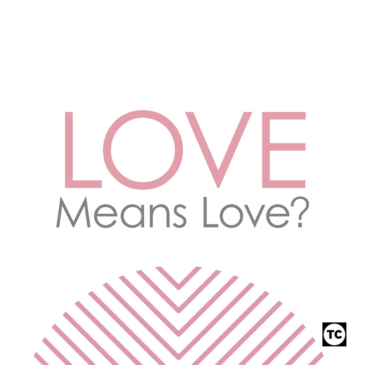 Love Means Love?